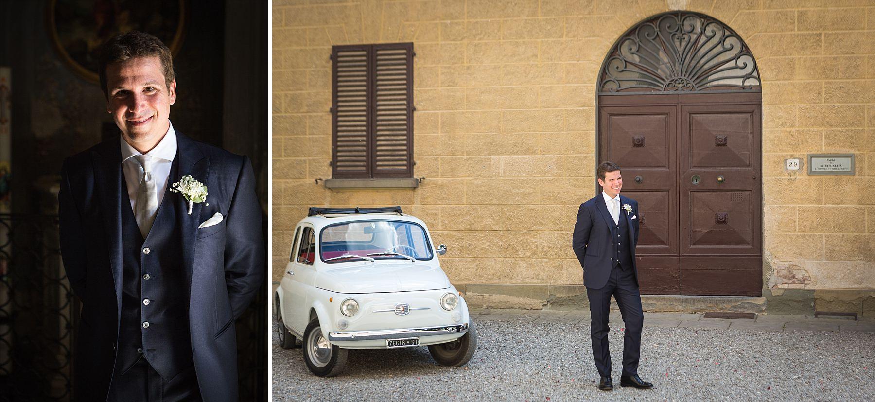 Fotografia di matrimonio in Toscana