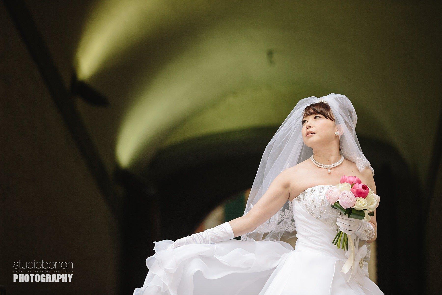Ritratto di una sposa a Firenze