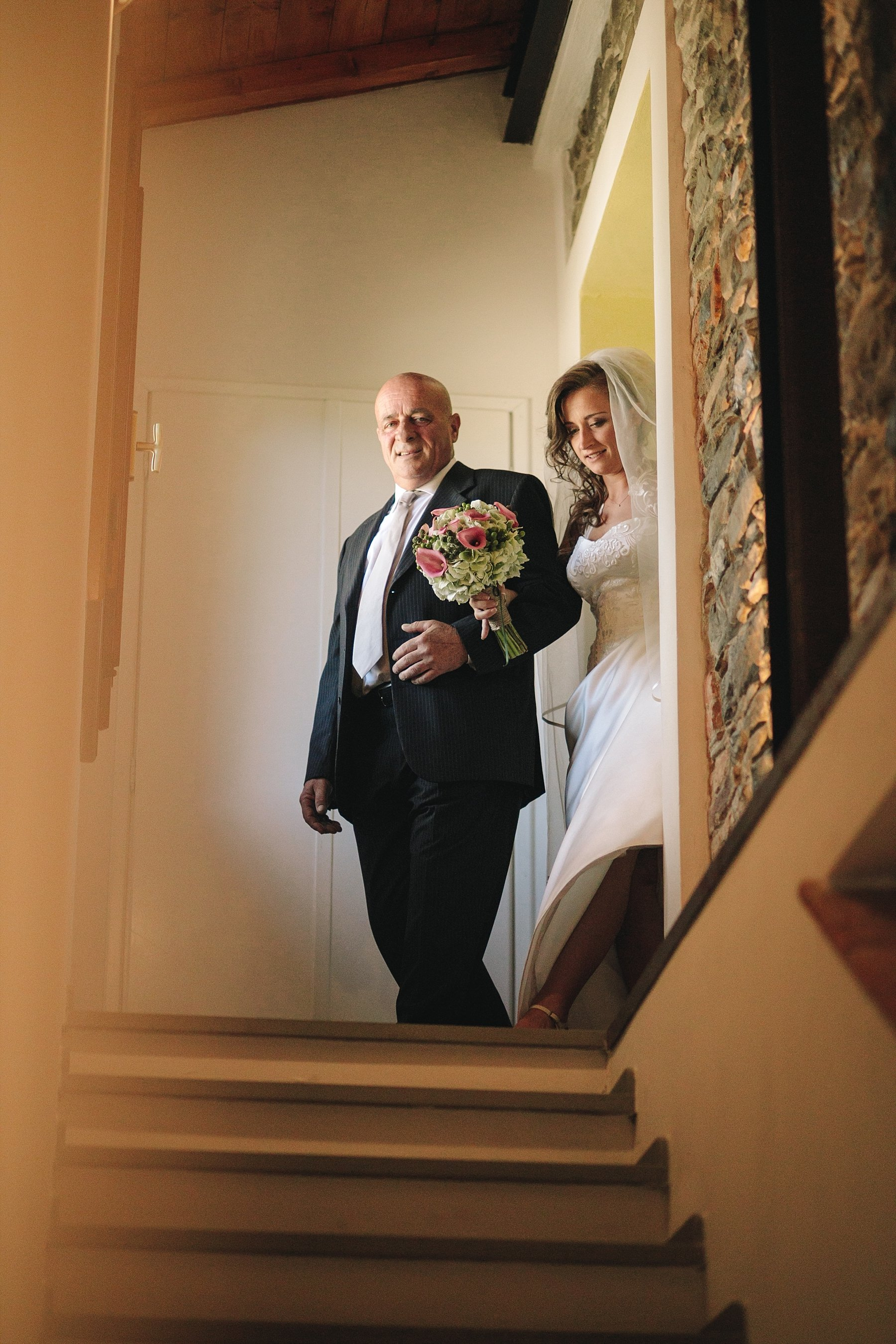 Fotografie di matrimonio nel mugello