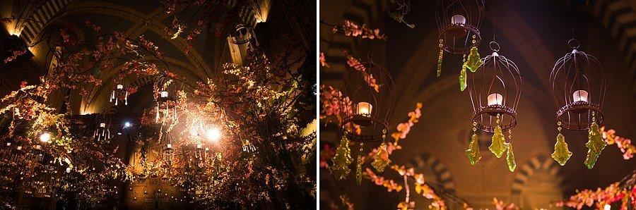 Fotografie di allestimento al four seasons Firenze