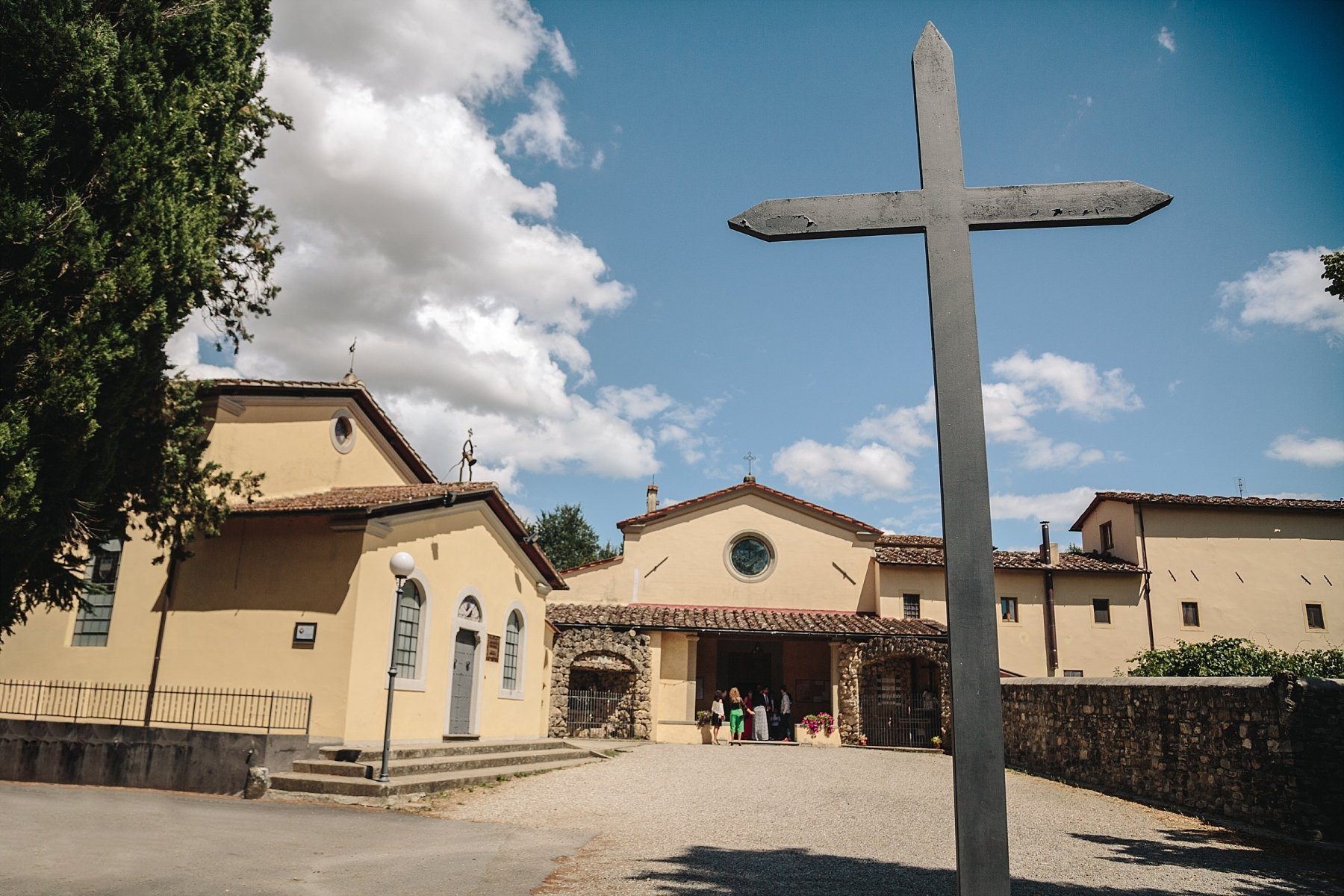 Chiesa dei Cappuccini nel Mugello