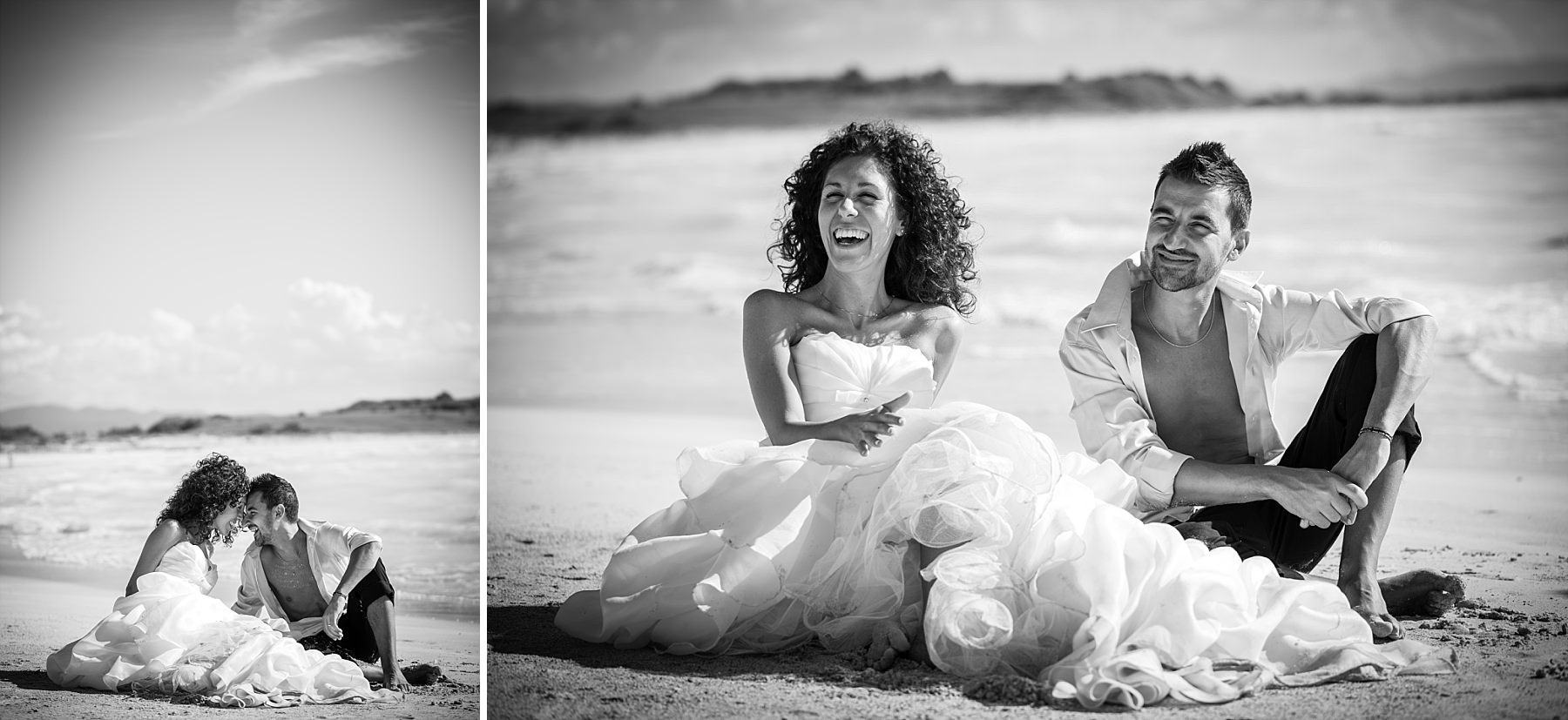 trash the dress wedding matrimonio al mare