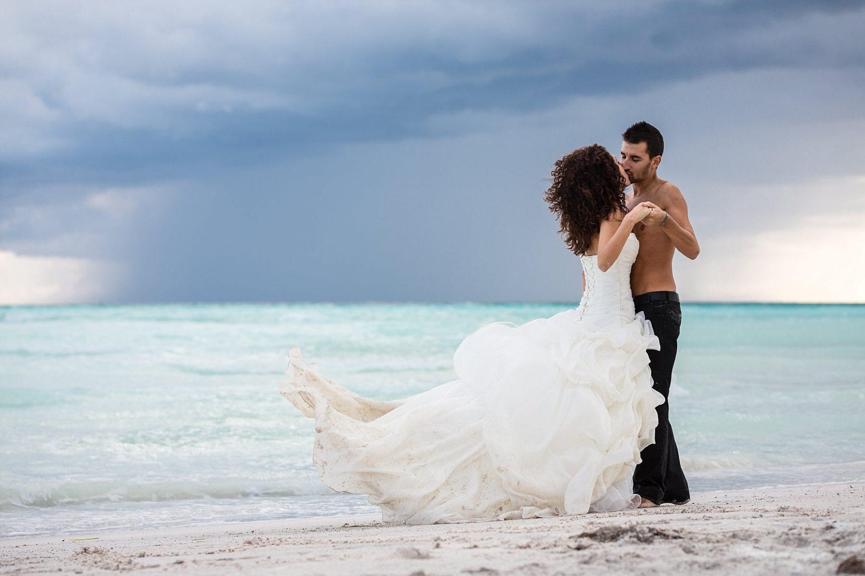 trash the dress wedding matrimonio al mare