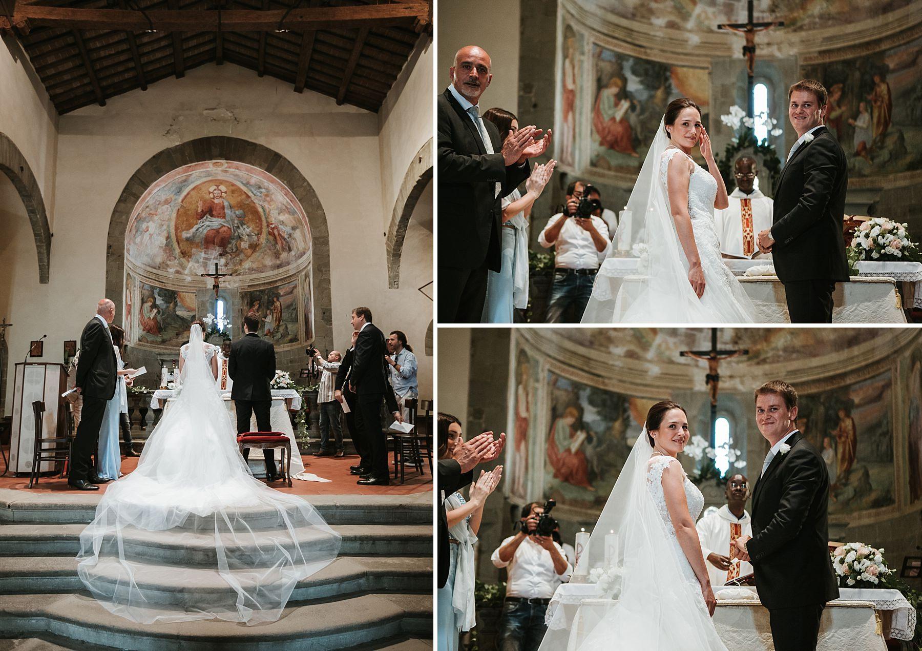 Cerimonia di Matrimonio in Toscana
