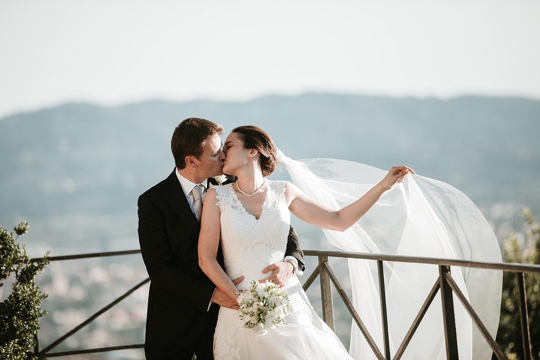 Fotografia di Matrimonio a Pistoia