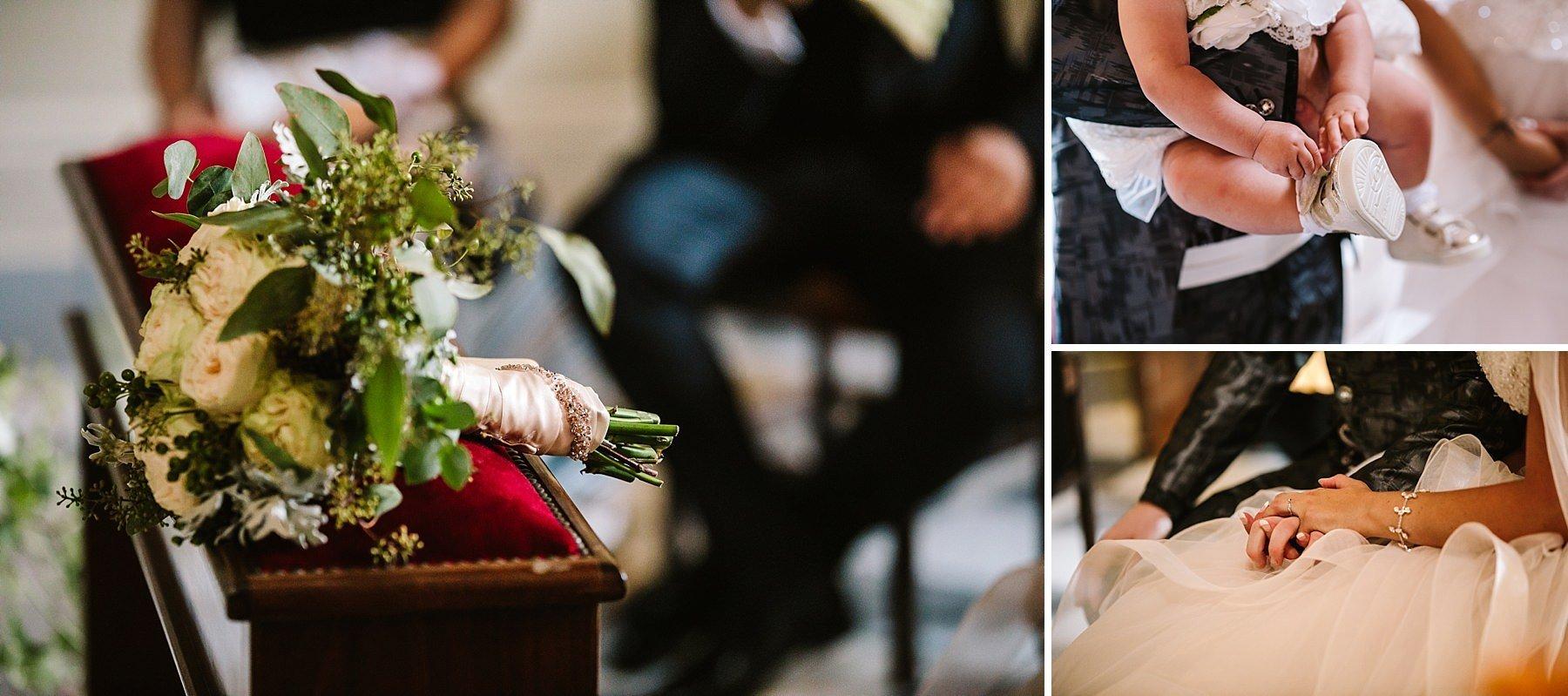 dettagli cerimonia nuziale