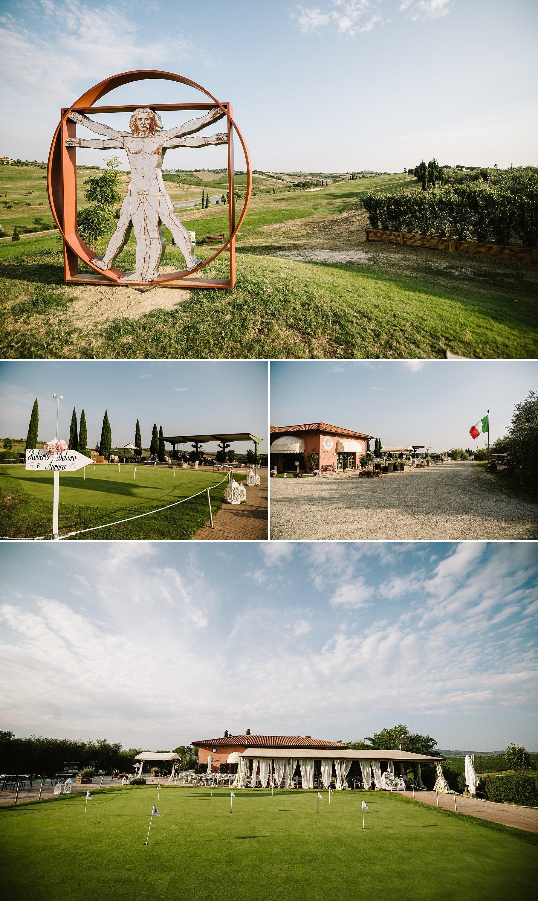 Bellissima location di matrimonio a Vinci Bellosguardo