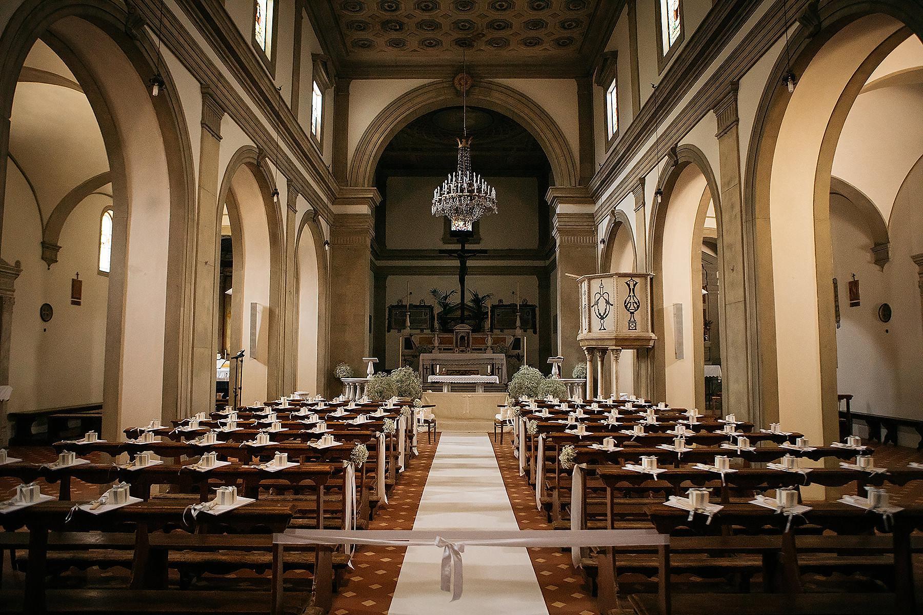 chiesa di san Giovanni maggiore nel Mugello