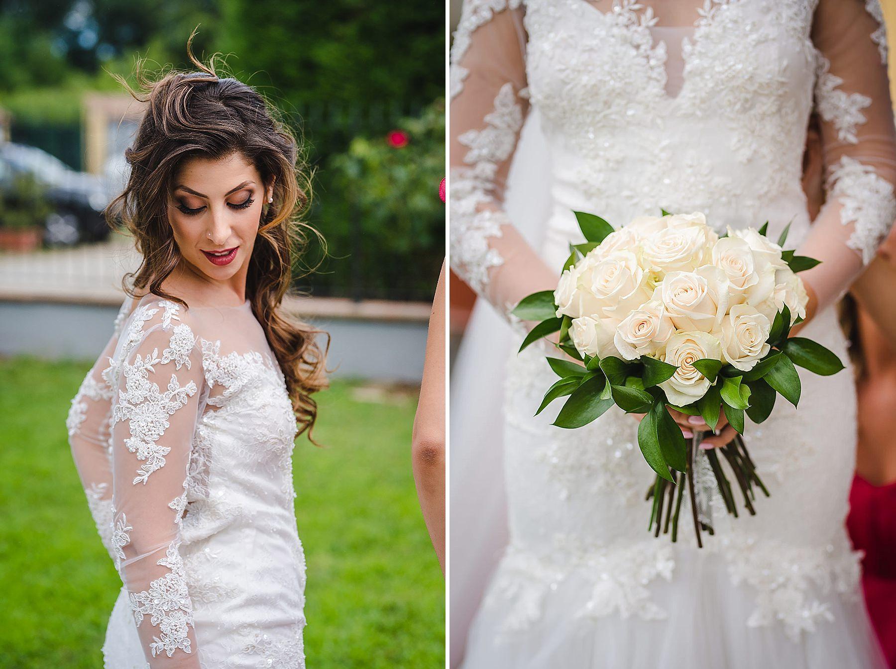 mazzolino della sposa