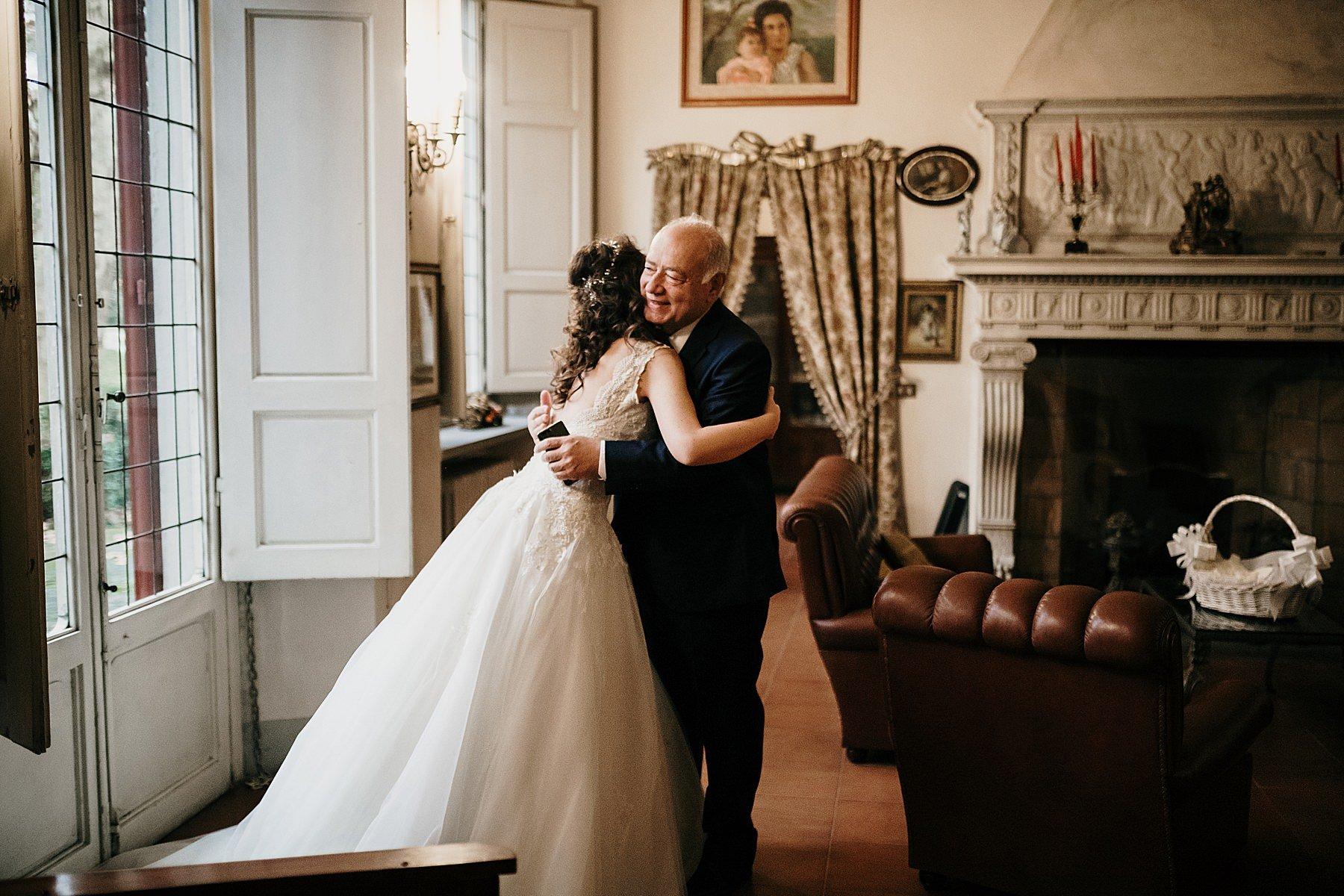 fotografia di matrimonio a firenze in inverno 718