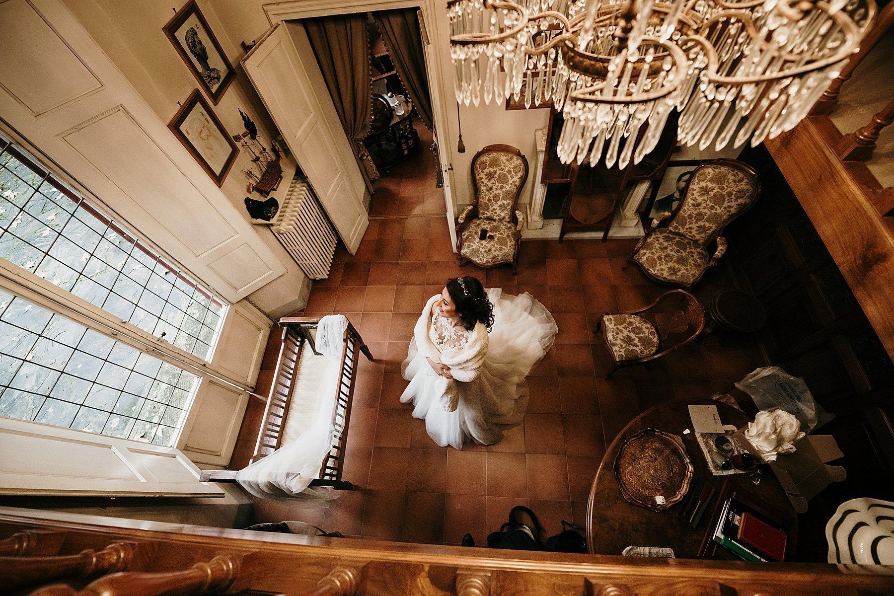 fotografia di matrimonio a firenze in inverno 722