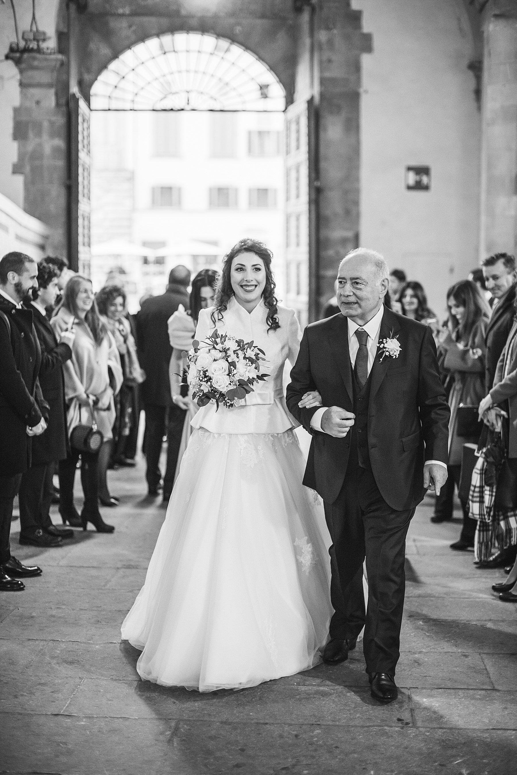 fotografia di matrimonio a firenze in inverno 748