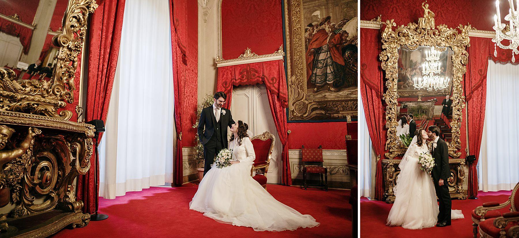fotografia di matrimonio a firenze in inverno 752