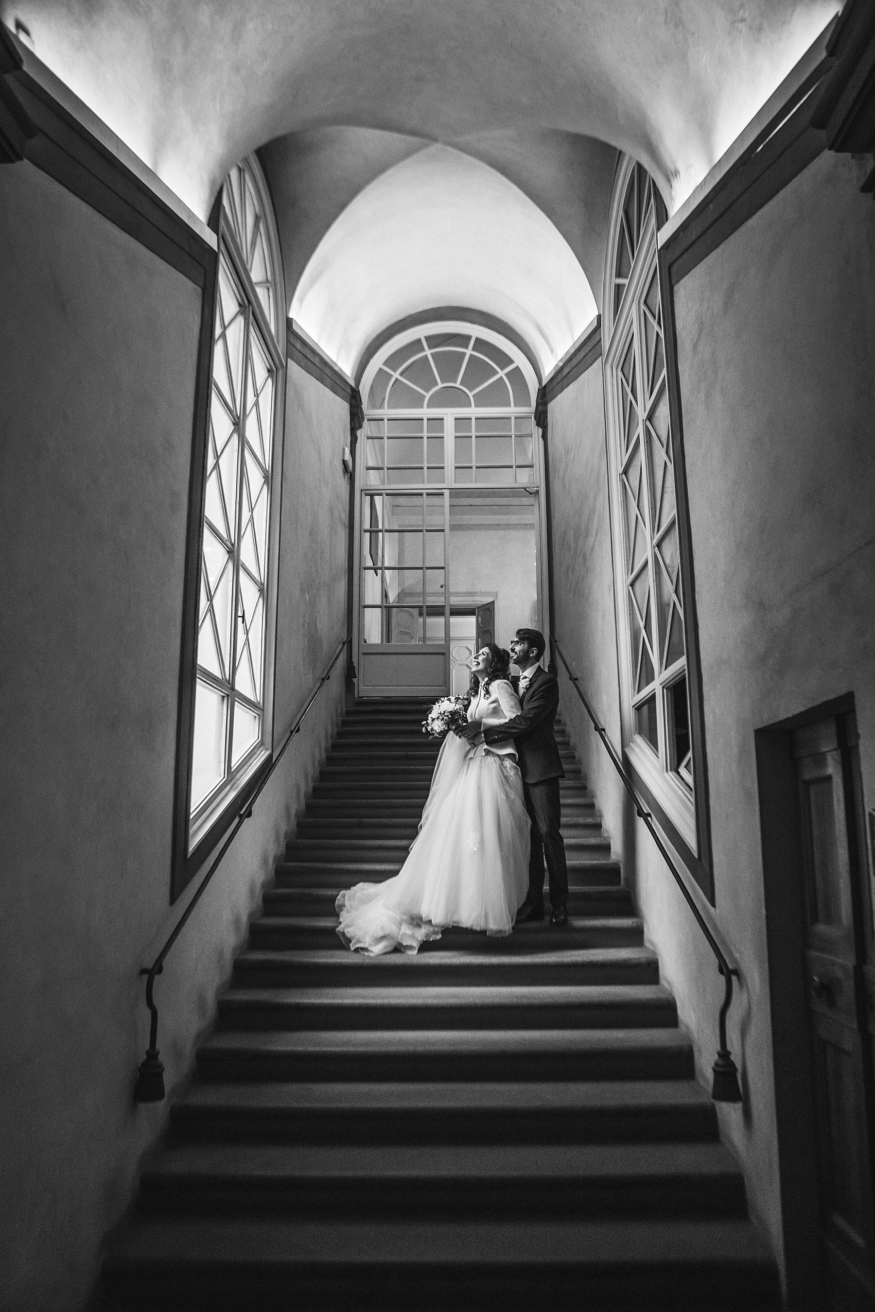 fotografia di matrimonio a firenze in inverno 753