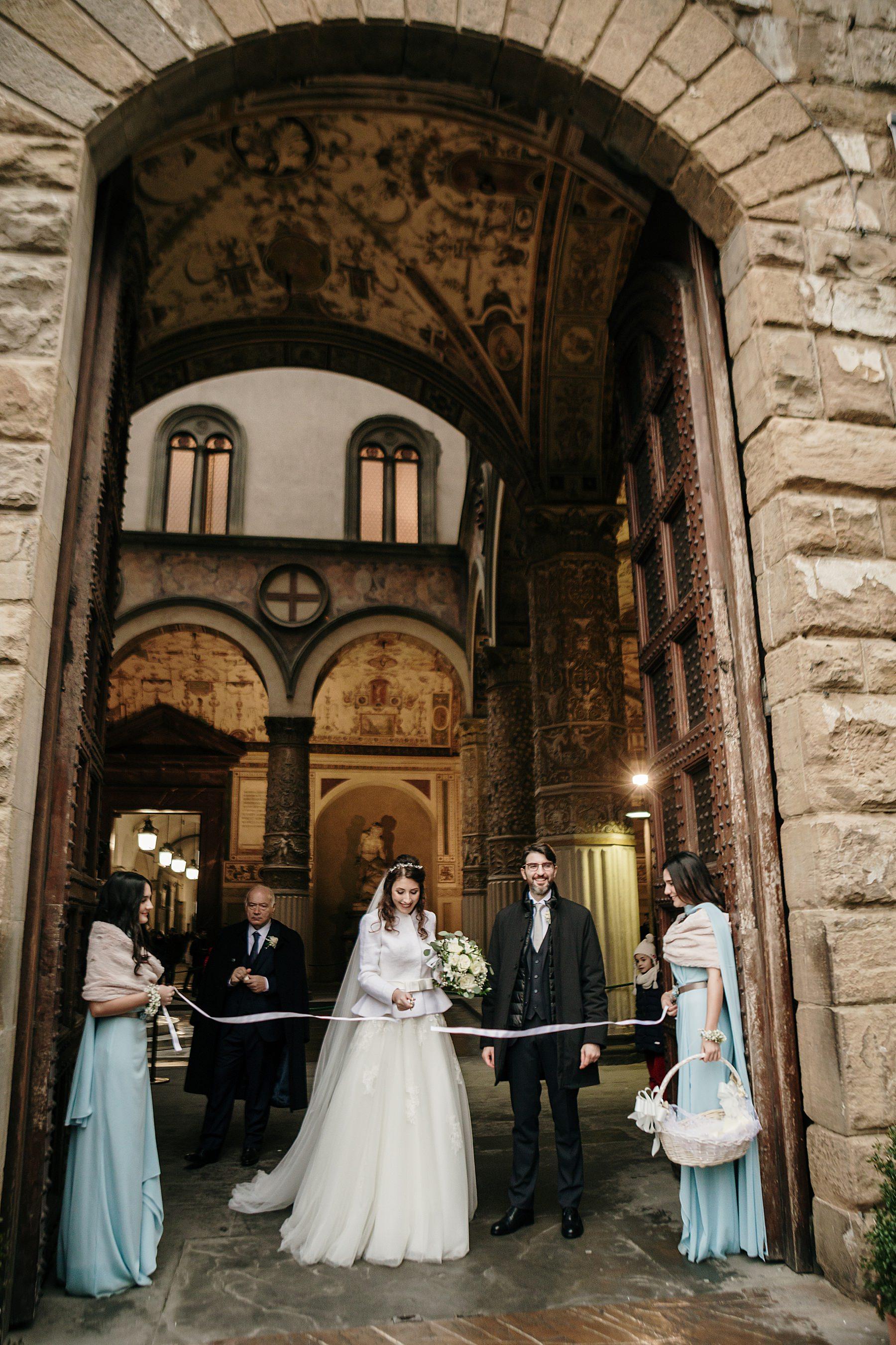 fotografia di matrimonio a firenze in inverno 756