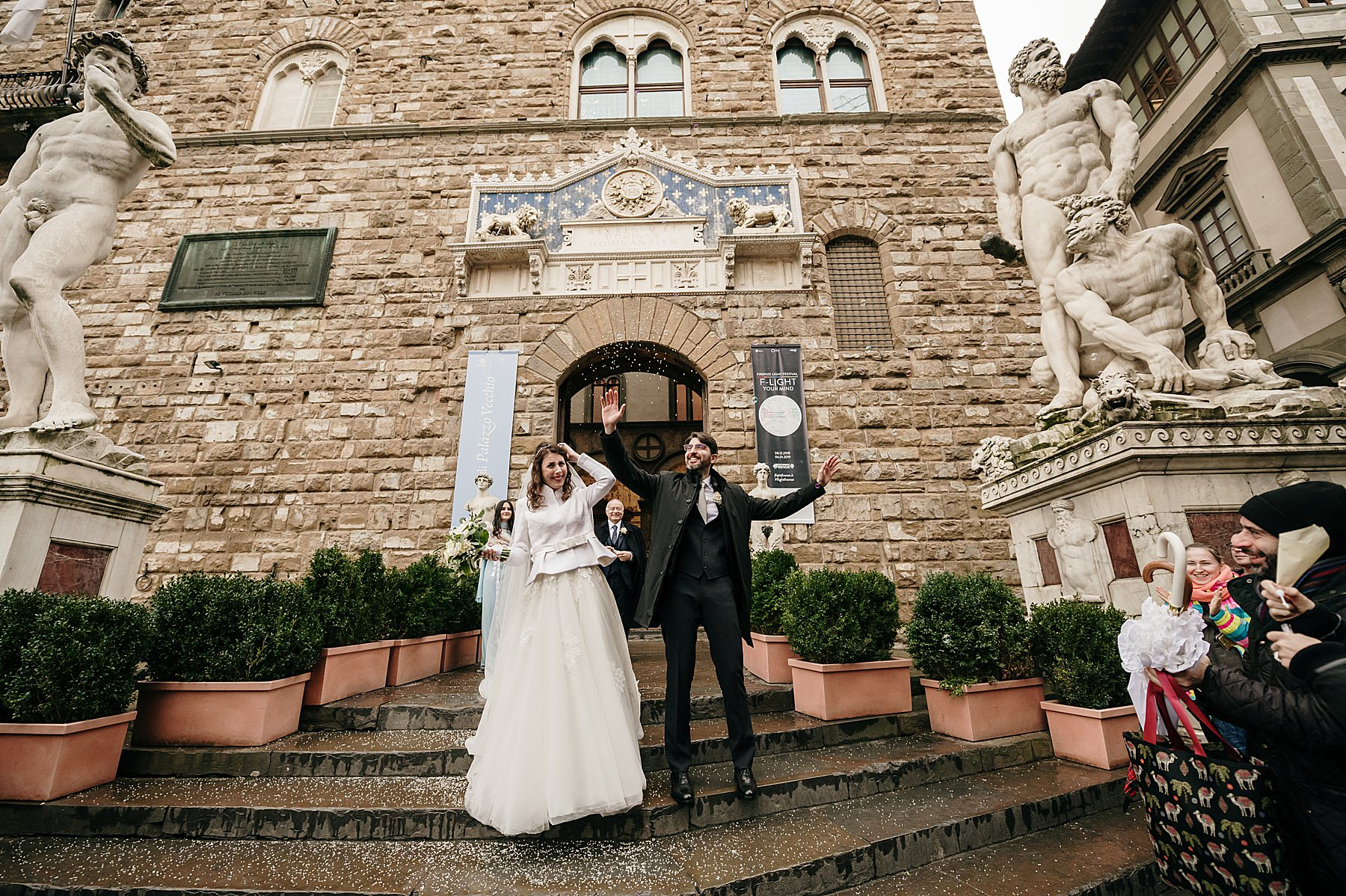 fotografia di matrimonio a firenze in inverno 758