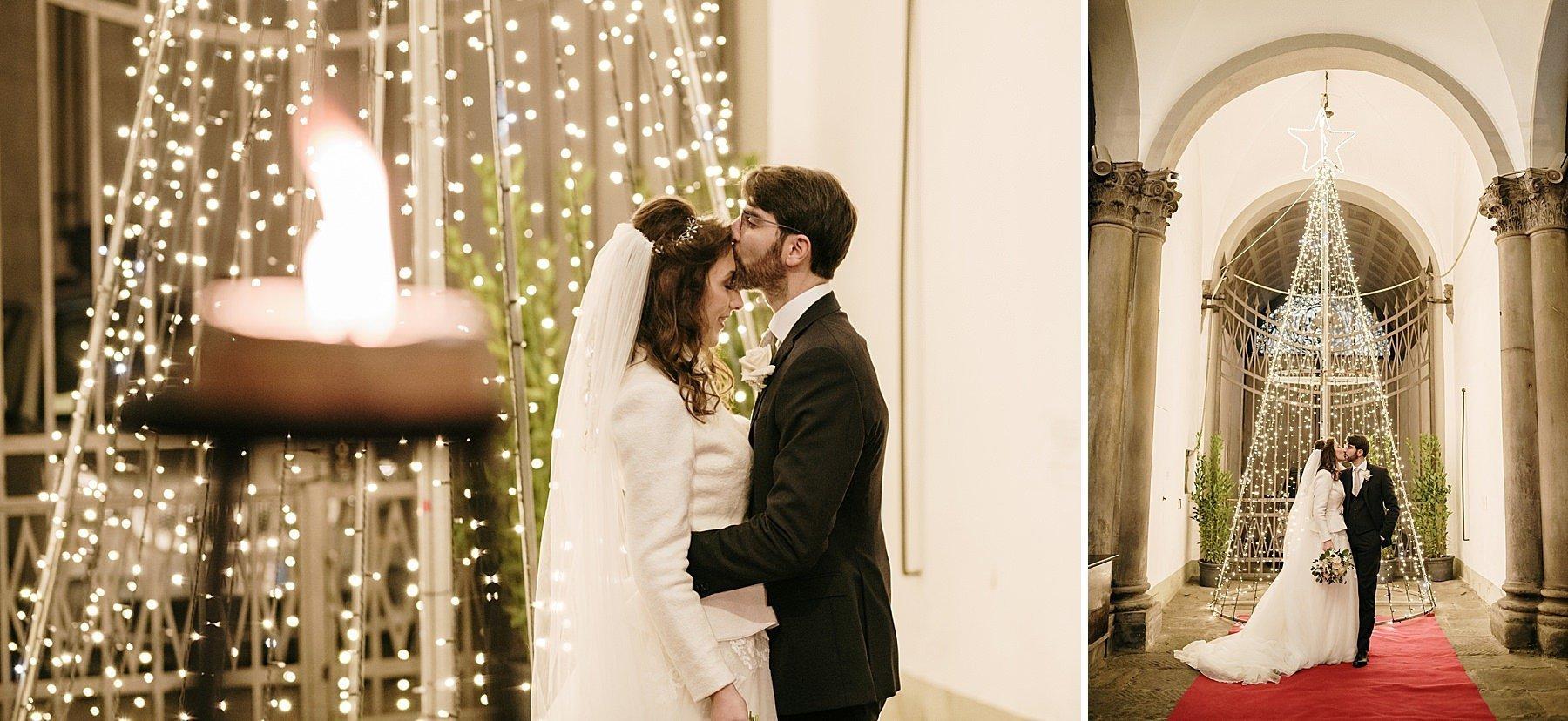 fotografia di matrimonio a firenze in inverno 759