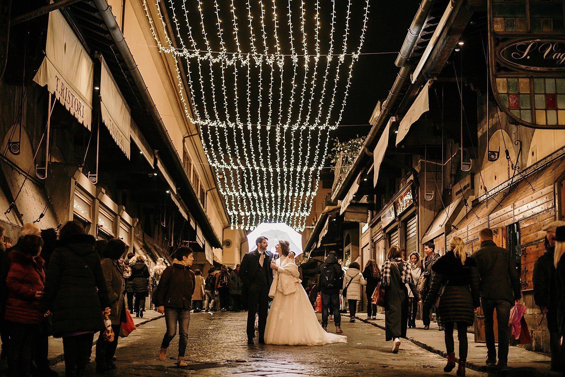 fotografia di matrimonio a firenze in inverno 772