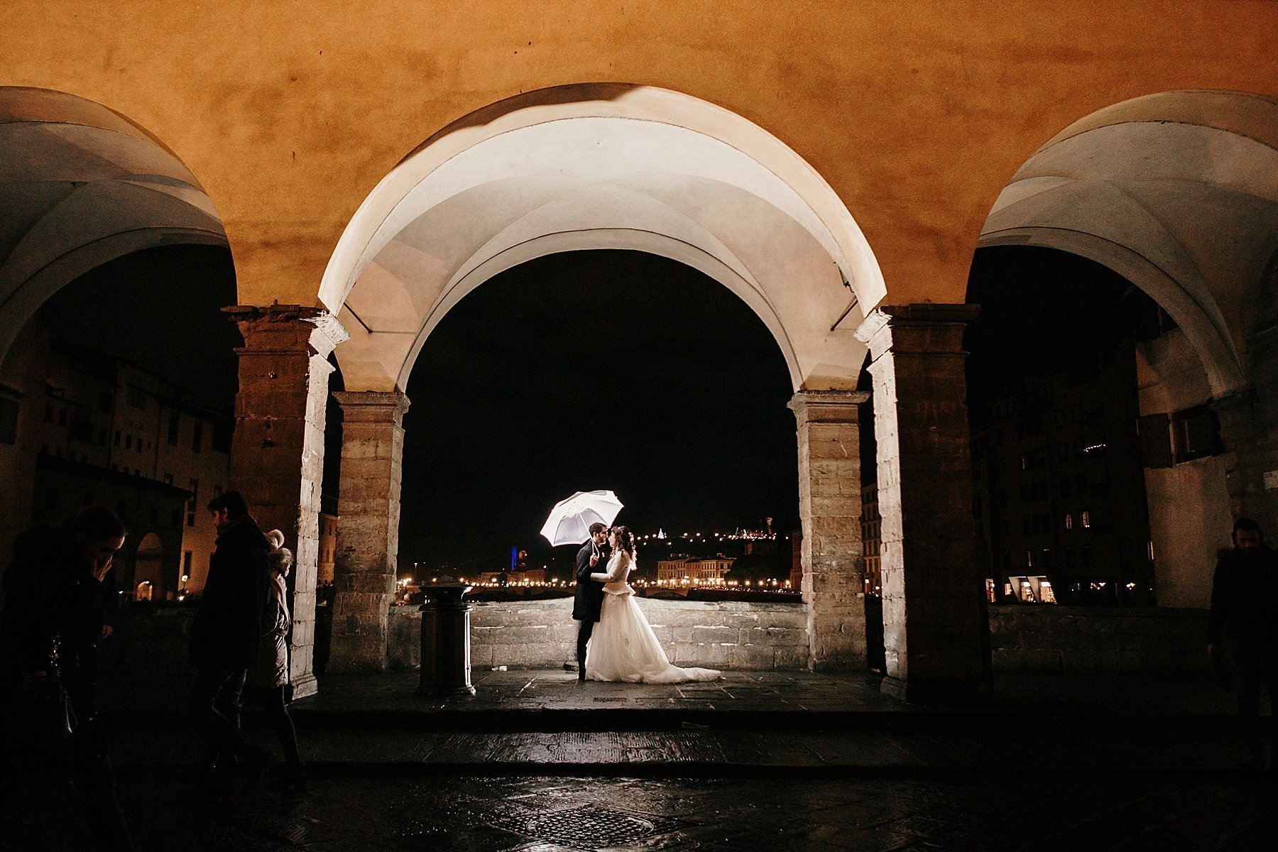 fotografia di matrimonio a firenze in inverno 774