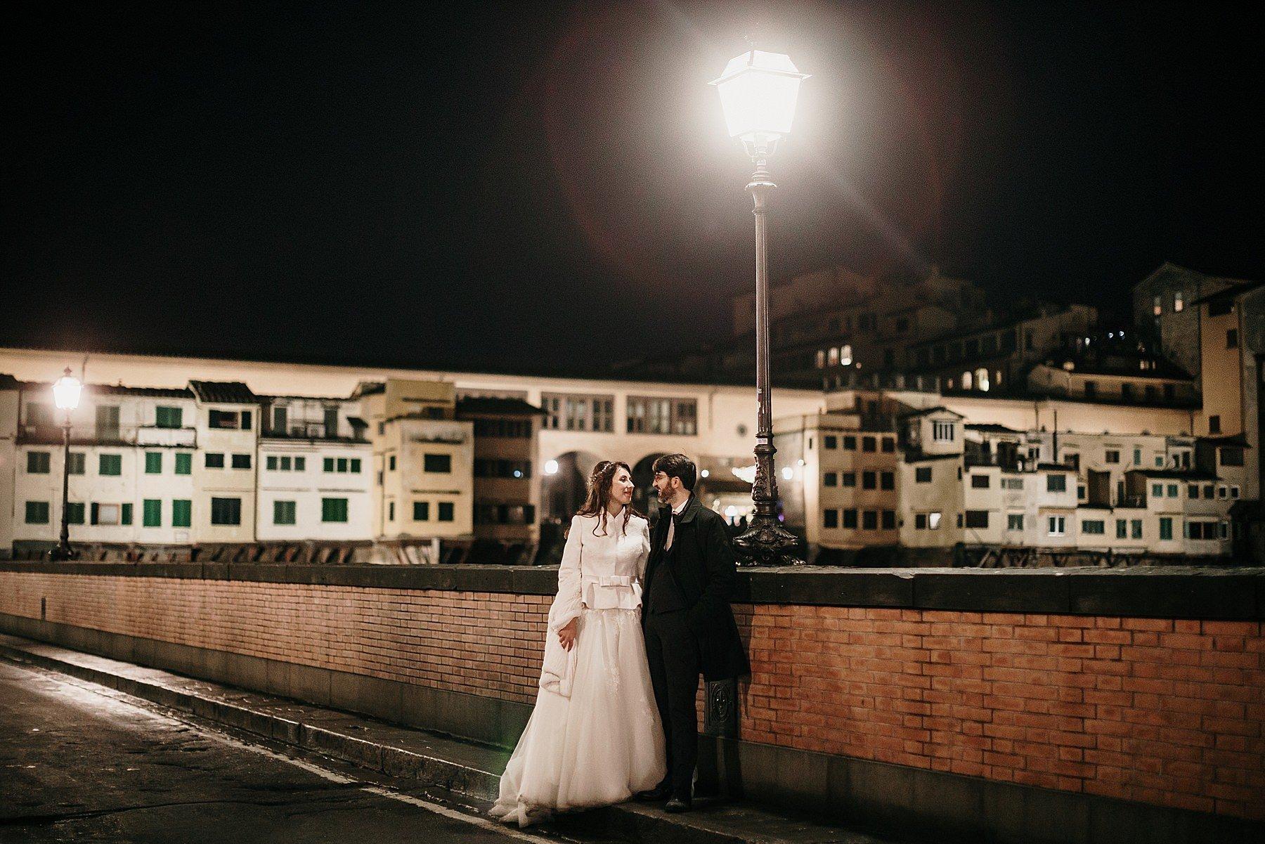 fotografia di matrimonio a firenze in inverno 776