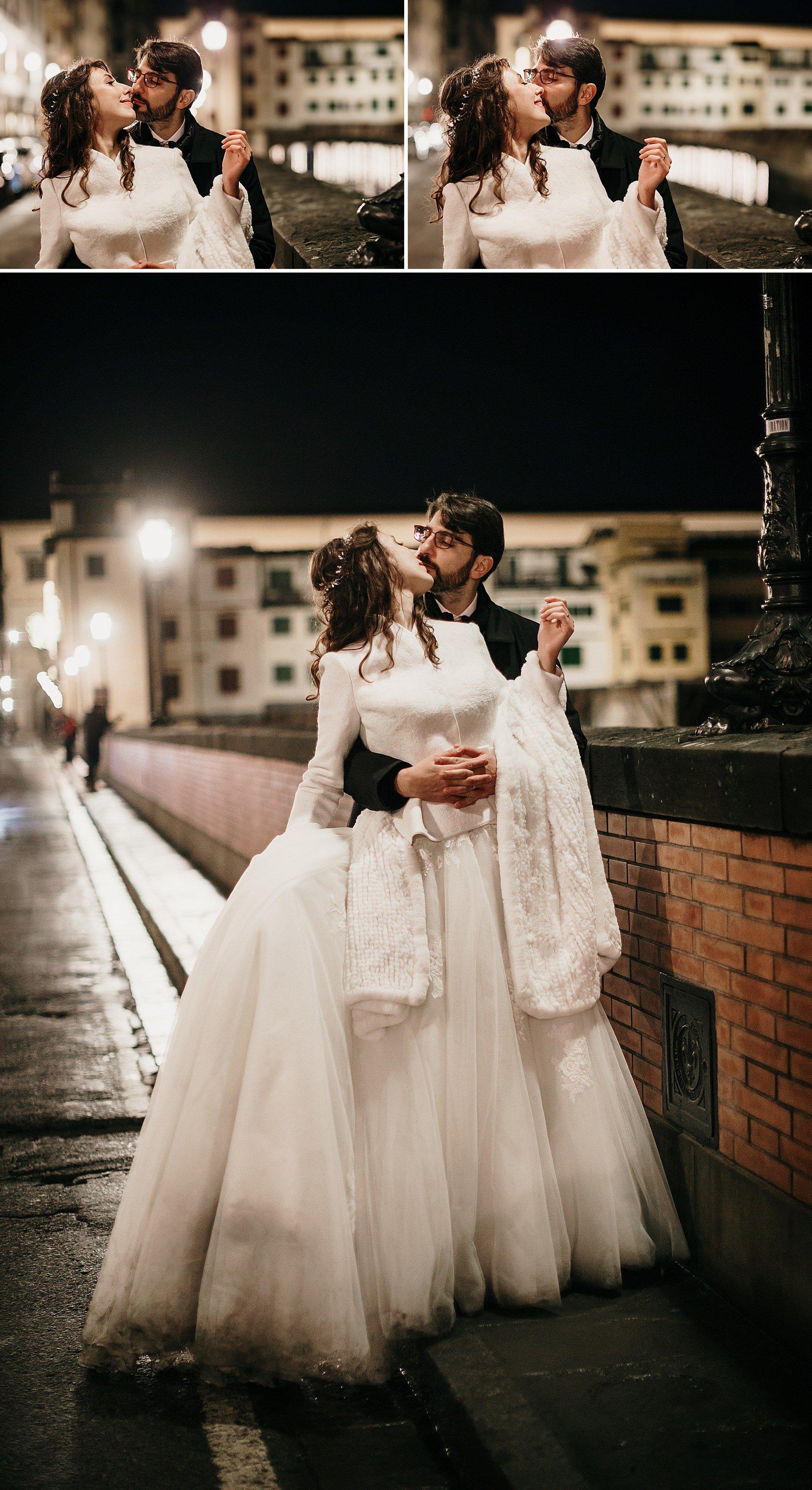 fotografia di matrimonio a firenze in inverno 777