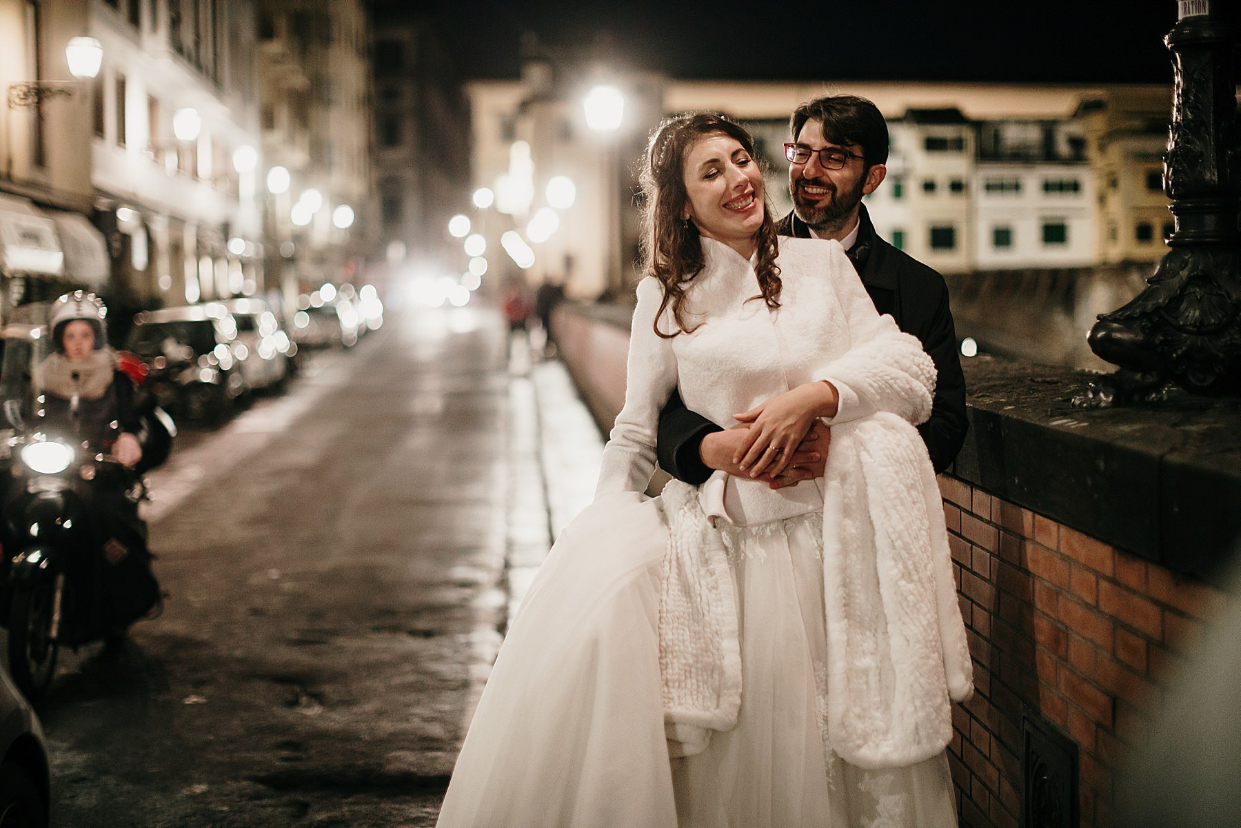 fotografia di matrimonio a firenze in inverno 778