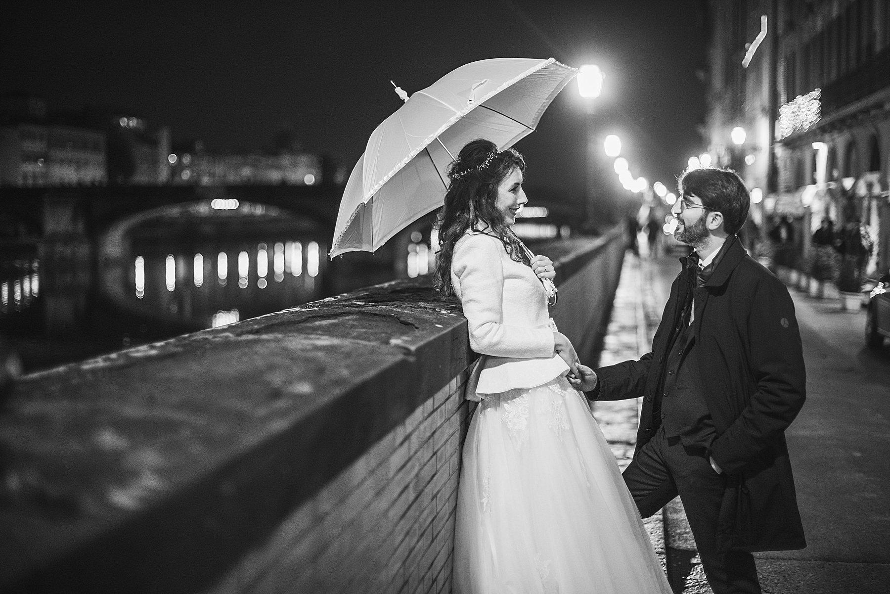 fotografia di matrimonio a firenze in inverno 780
