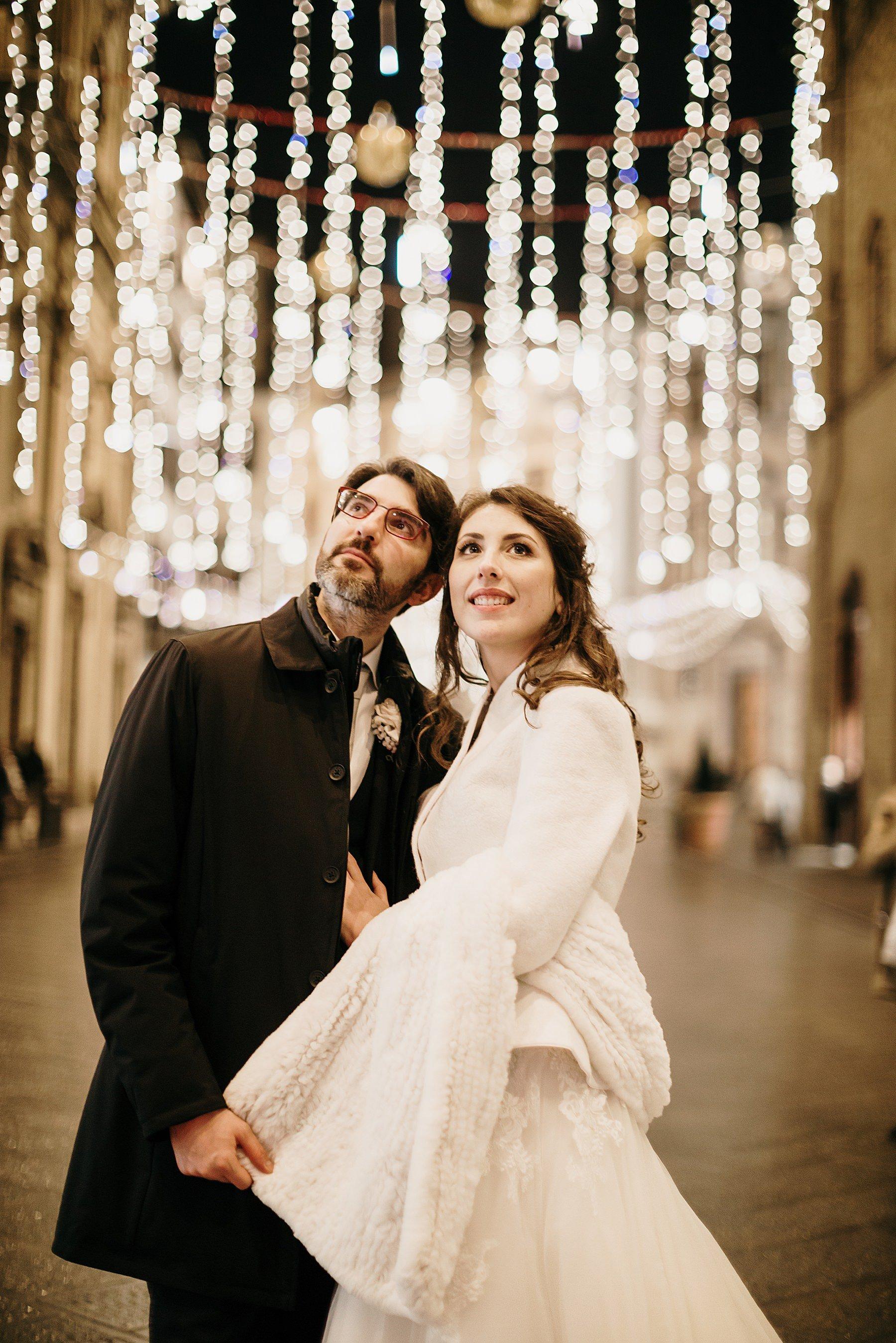 fotografia di matrimonio a firenze in inverno 783