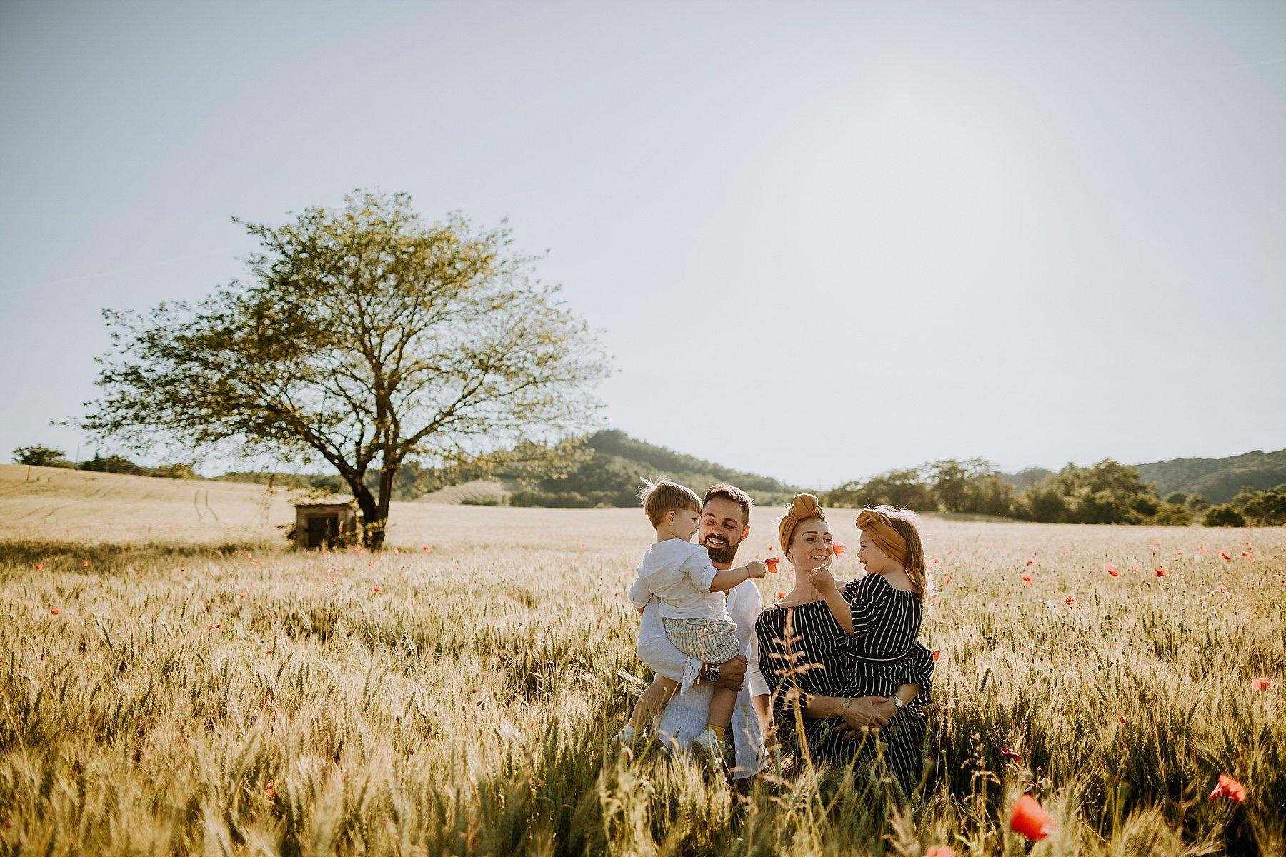 servizio fotografico per famiglia nel mugello 11