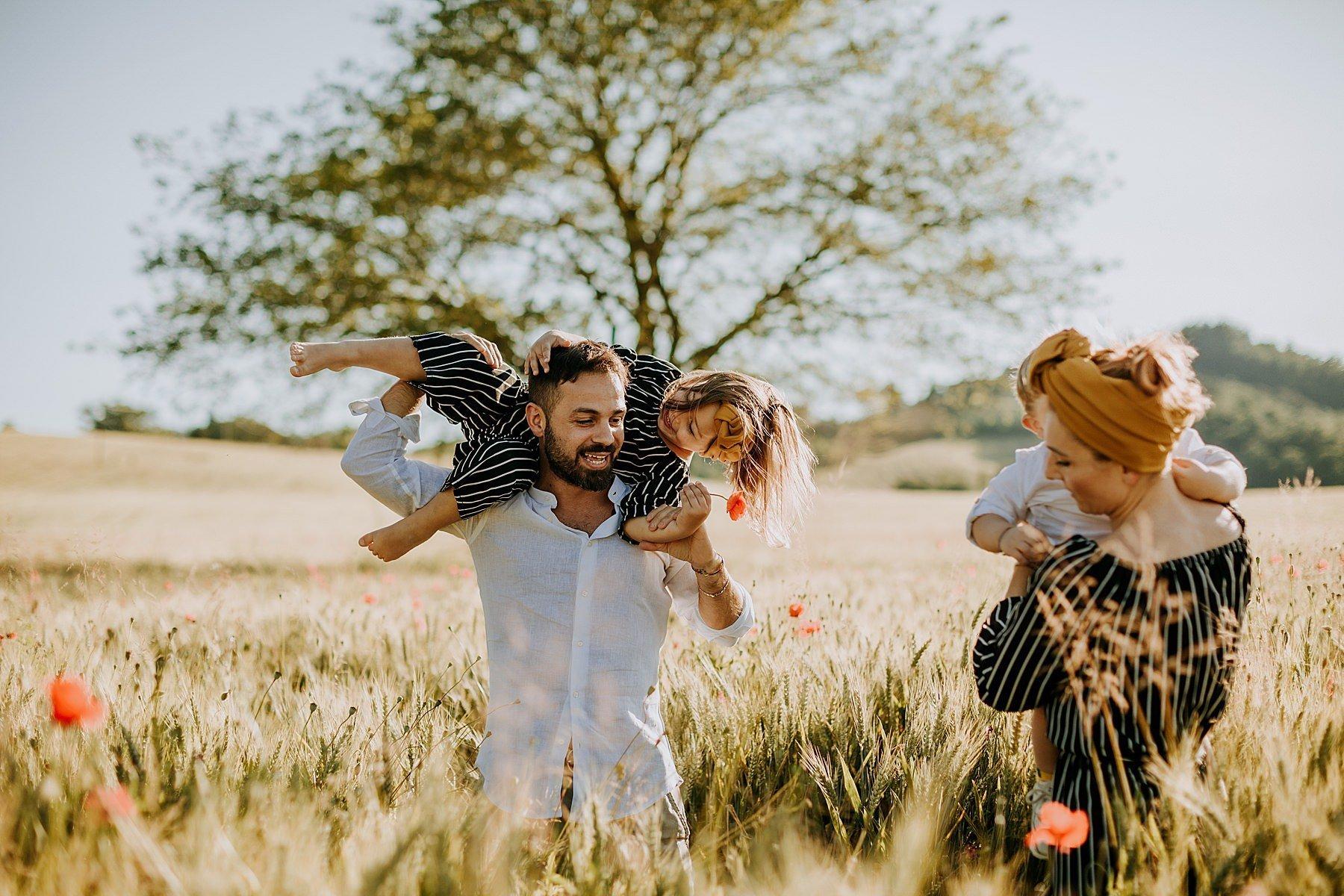 servizio fotografico per famiglia nel mugello 16