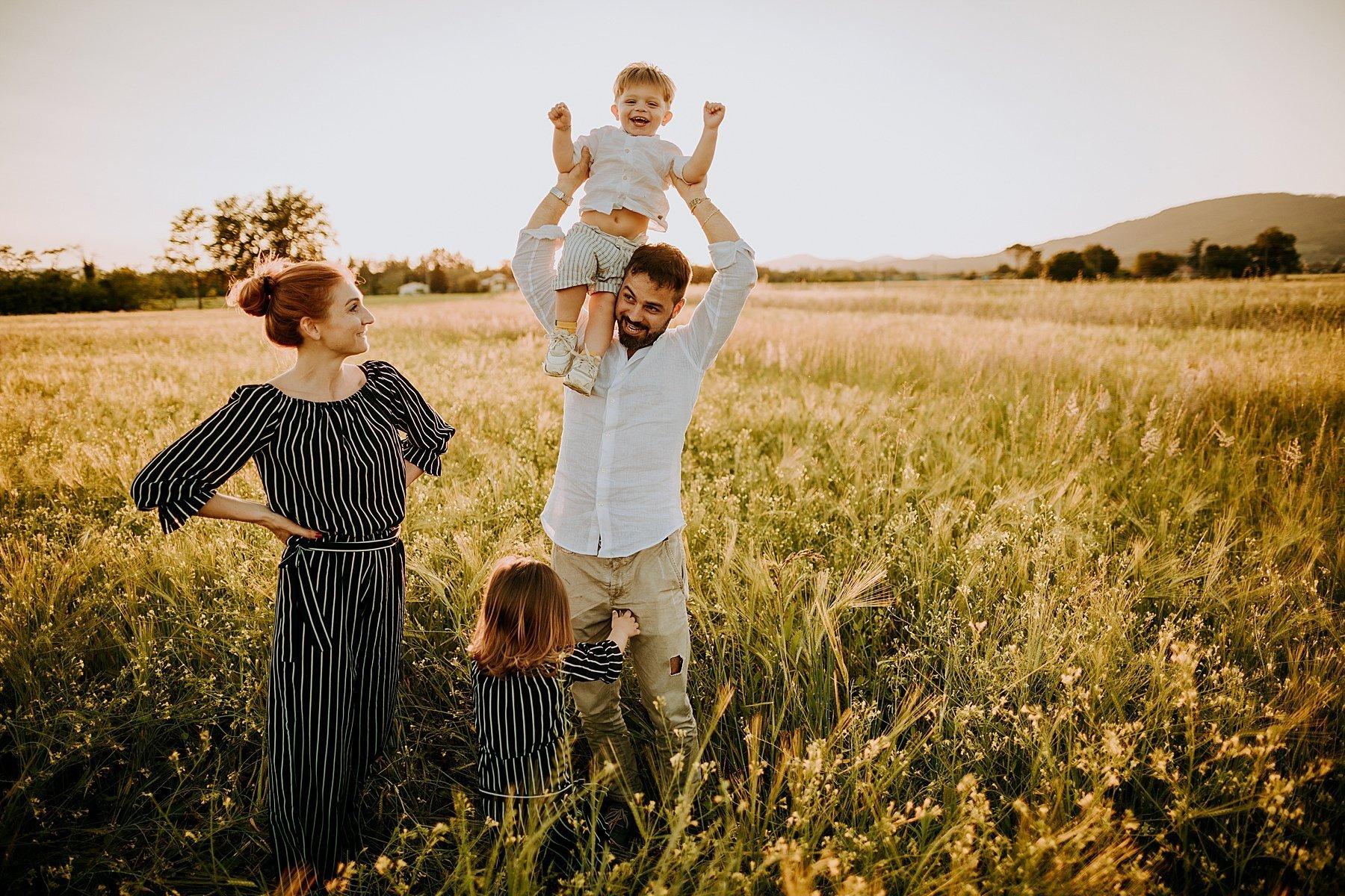 servizio fotografico per famiglia nel mugello 67