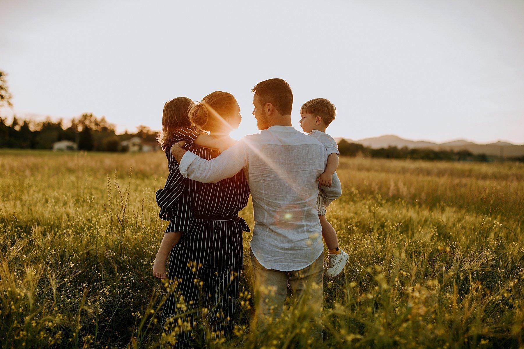 servizio fotografico per famiglia nel mugello 70