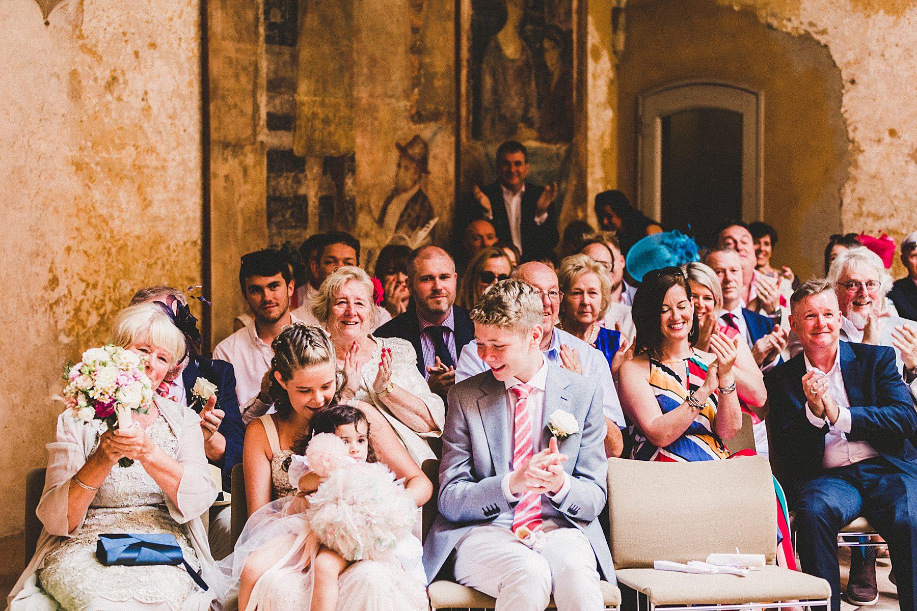 cerimonia civile alla rocca di dozza imola