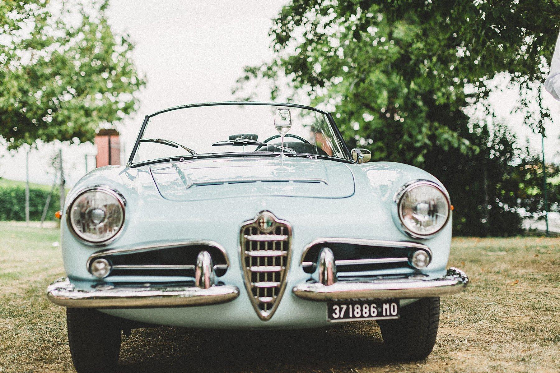 Alfa Romeo Giulia Spider d'Epoca
