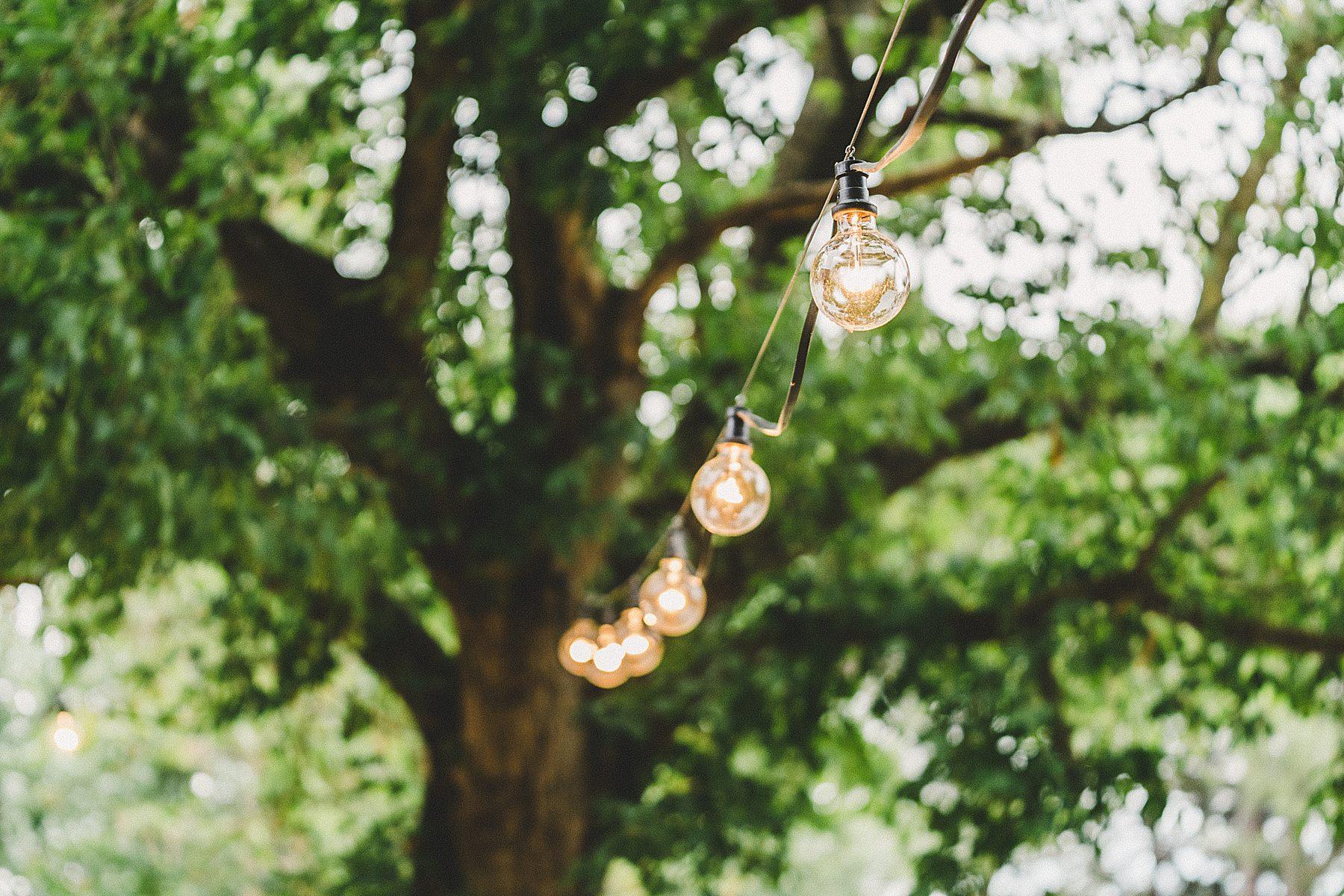 matrimonio a dozza allestimento luci