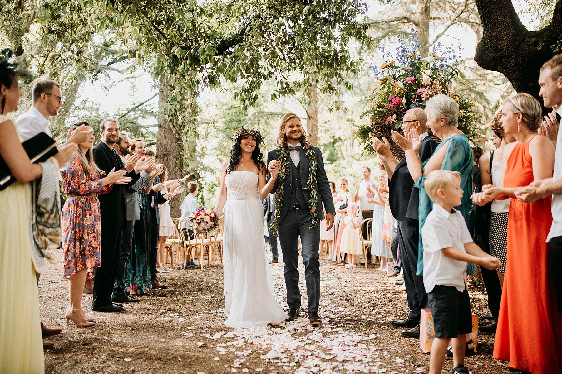 Matrimonio in Villa a Imola