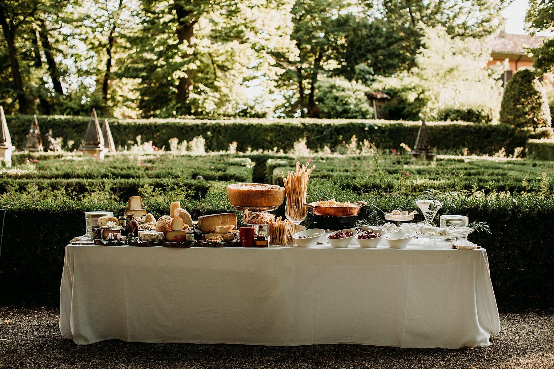 ricevumento di nozze in villa pasolini imola