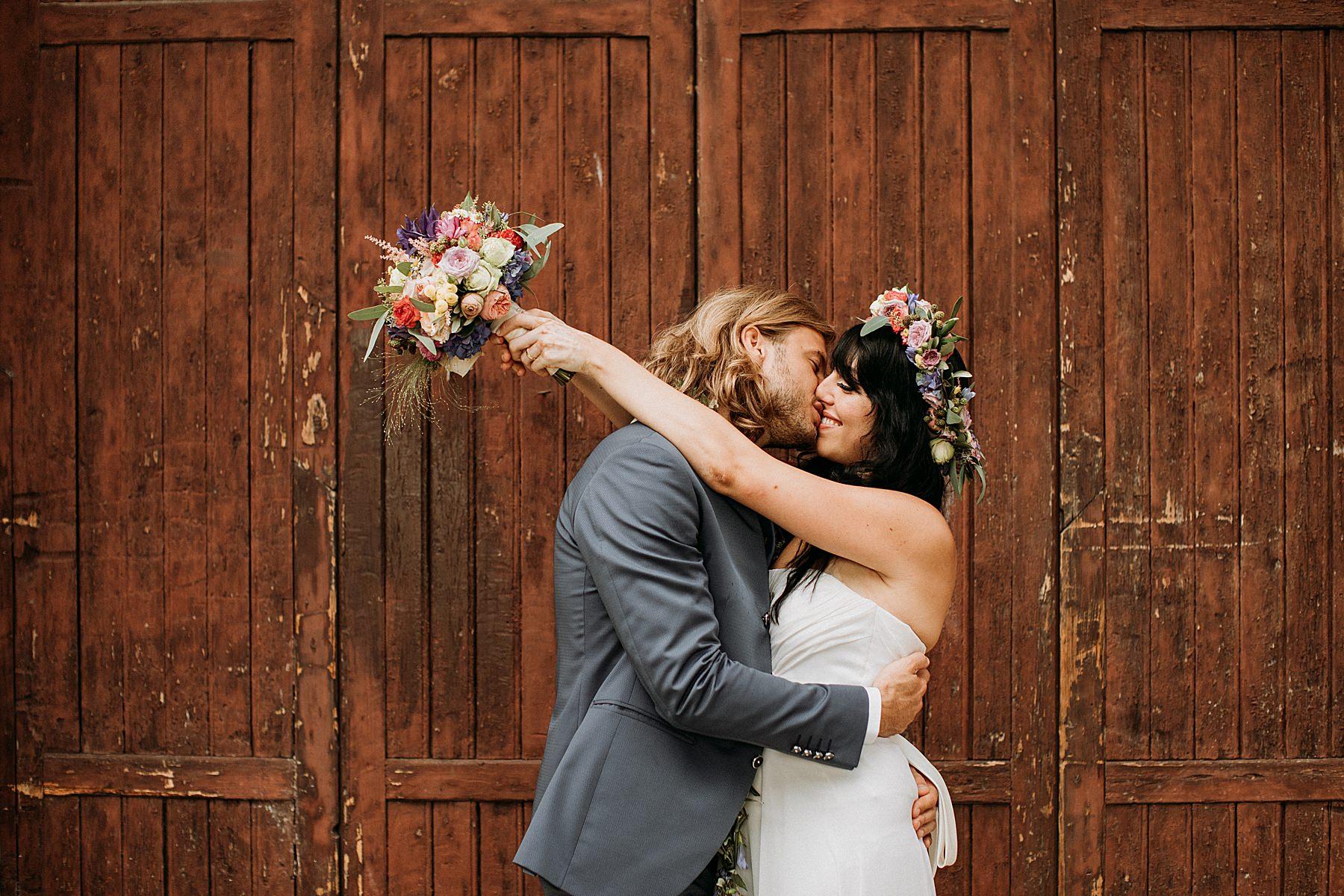matrimonio romantico in villa a imola