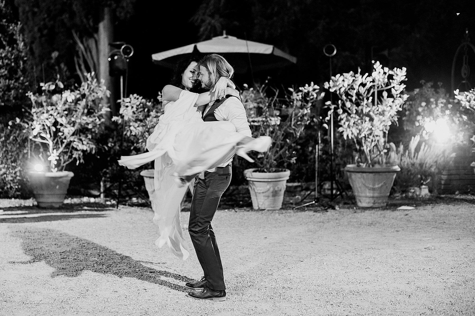 primo ballo sposi matrimonio a imola